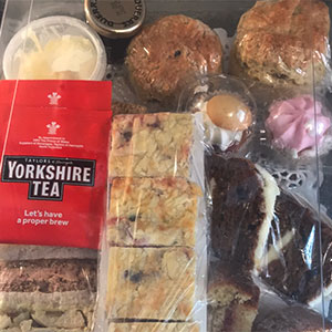 Classic Afternoon Tea Box - Angies Catering